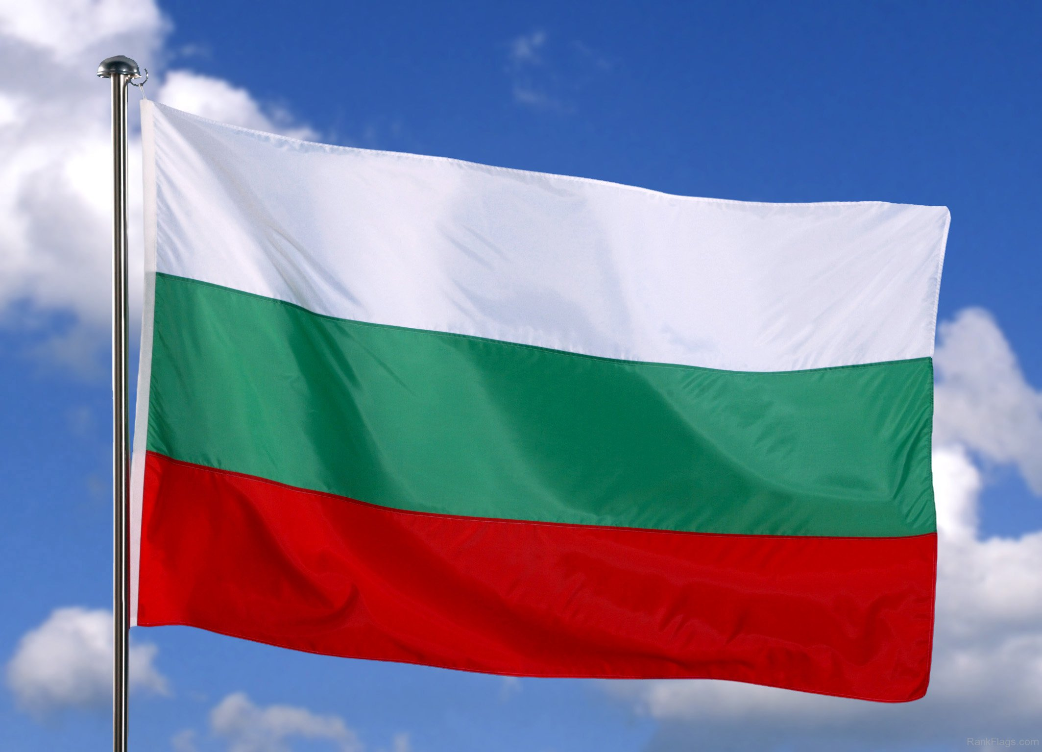 Bulgaria Flag - RankFlags.com – Collection of Flags