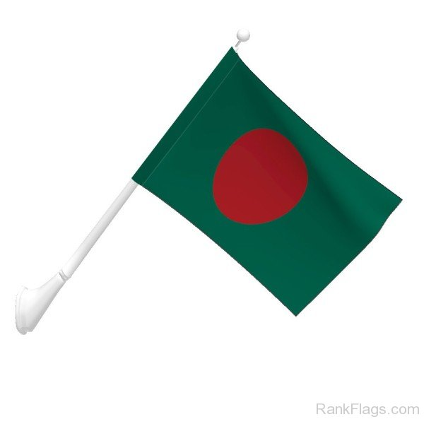 Country Flag Of Bangladesh