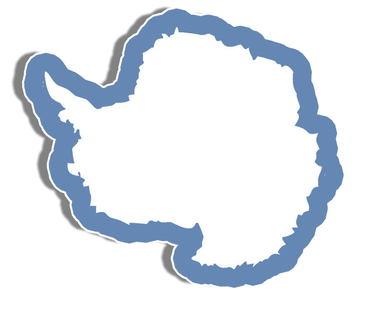 antarctica flag map image collections