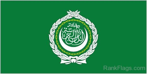 Image Of Arab League Flag