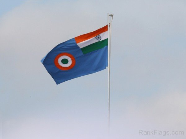 Indian Air Force Flag