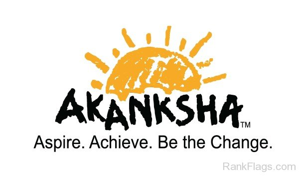 Akanksha Foundation Flag